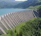 Barrage de Roselend (Savoie)