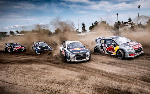 2019 World Rallycross Championship calendar