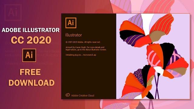 Adobe Illustrator CC 2020 v24.3.0.569 (x64) Multilingual + Pre-Activated