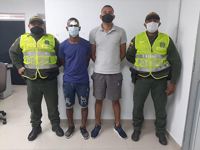 https://www.notasrosas.com/Dos capturados en Riohacha, por Daño en Bien Ajeno