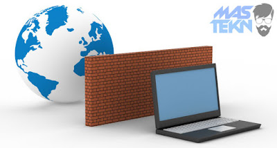 cara mematikan firewall di windows 7