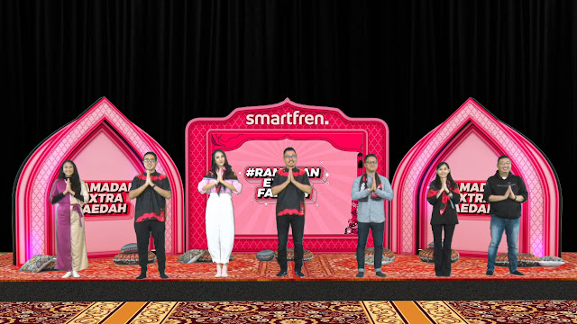 #RamadhanExtraFaedah bersama Smartfren