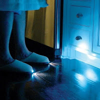 Green Pear Diaries, inventos raros, Led Slippers