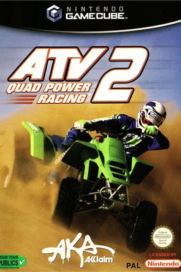 ATV Quad Power Racing 2 ISO GC