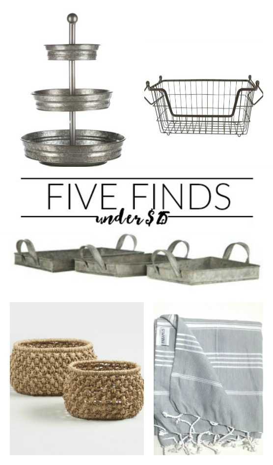 Five Friday Finds Under $25!!