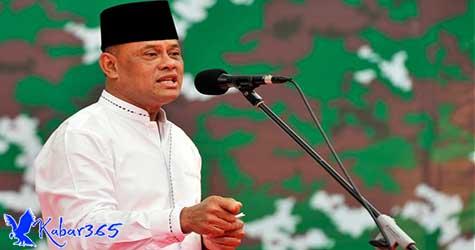 Gatot Santai Saat Disebut Lebih Kaya dari Prabowo