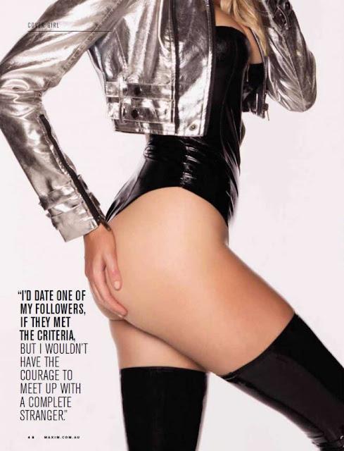 Tegan Martin – Maxim Australia Magazine