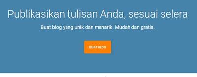 bikin blog di blogger