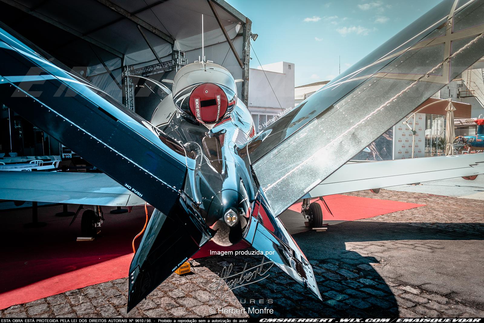 Cirrus Vision | N18C | Foto © Herbert Monfre - Contrate o fotógrafo em cmsherbert@hotmail.com | by É MAIS QUE VOAR | LABACE 2019