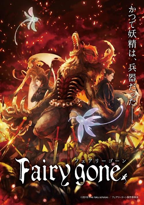 Descargar Fairy Gone [12 - 12][Sub Español][MEGA] HDL]
