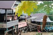 123 Jiwa Terdampak Banjir Bandang di Desa Inalipue Sulsel