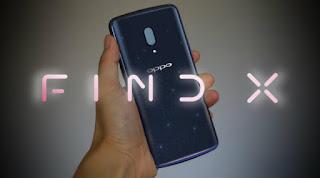 تسريبات هاتف أوبو Find X الأخير قبل الاعلان الرسمي عنه في 19 جوان الجاري
