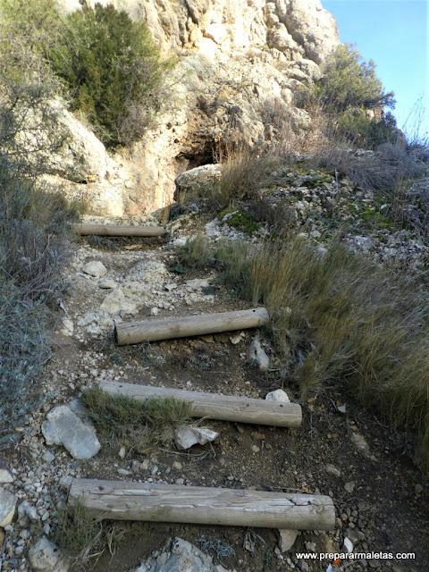 ruta del acueducto de Albarracín Gea