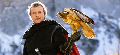 El rey y el halcón