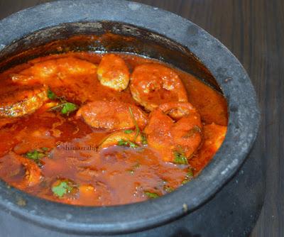 Spicy Fish Curry ~ Khatta Mirchi