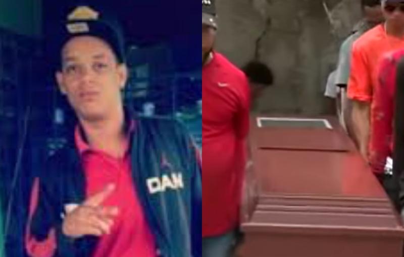 Video: Hombre mata hijastro a puñaladas en Santo Domingo Este