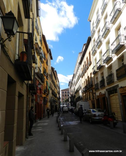 Roteiro Espanha