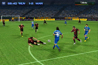 Real Soccer 2011 iPhone game now available for download 2