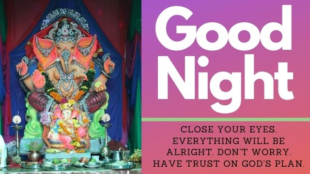 Good-Night-Message