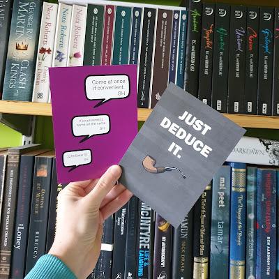 The Writing Greyhound, bookish postcards, shelfie