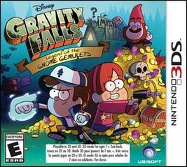 Gravity Falls Legend of the Gnome Gemulets