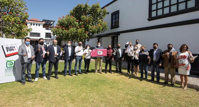 Municipio de El Marqués se suma al programa de apoyo del Buen Fin edición 2020