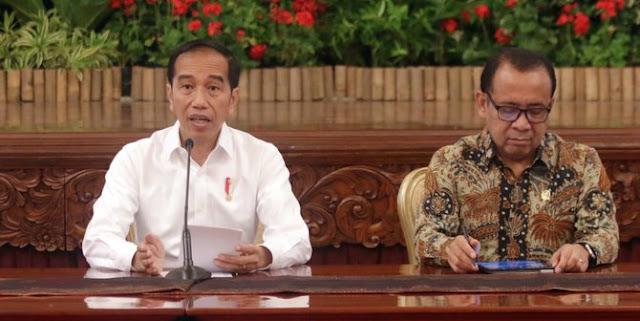 Presiden Marah Pada Menteri, Mensesneg: 'Kinerja Menteri Alami Kemajuan Usai Jokowi Marah'