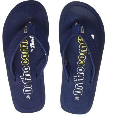 Bata SUNSHINE Men Ortho-Aw16 Flip Flops Thong Sandals