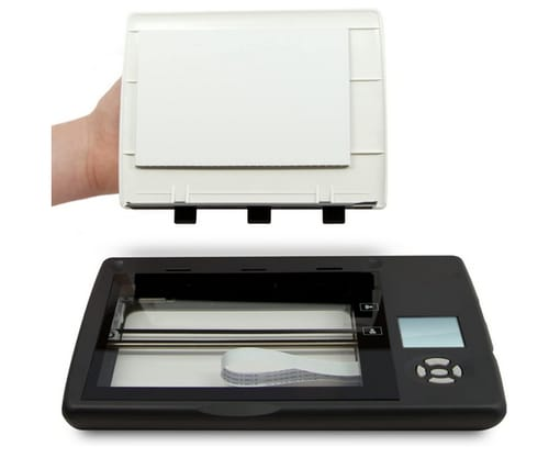 Doxie DX70  Flip Cordless Flatbed Photo Notebook Scanner