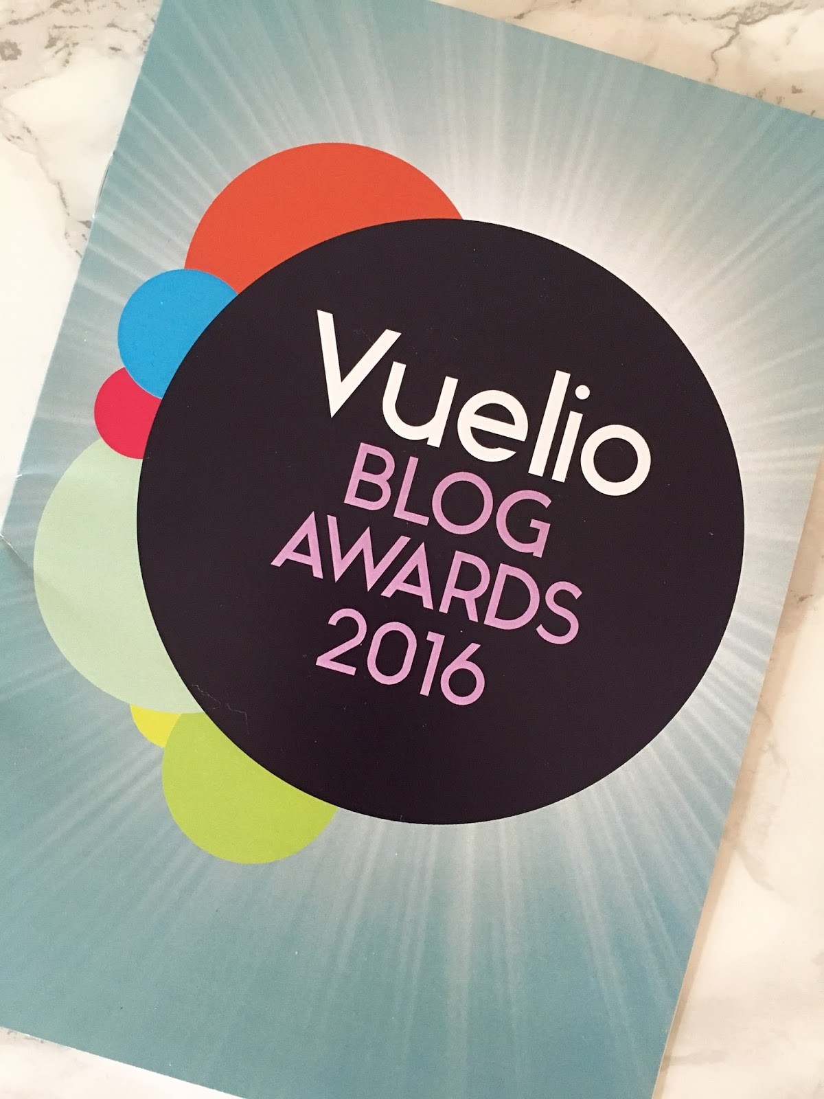 Vuelio blog awards London Priceless Life of Mine Over 40 lifestyle blog