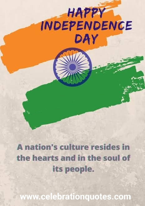 Happy Independence Day Quotes: Best 15 August Independence Day Quotes