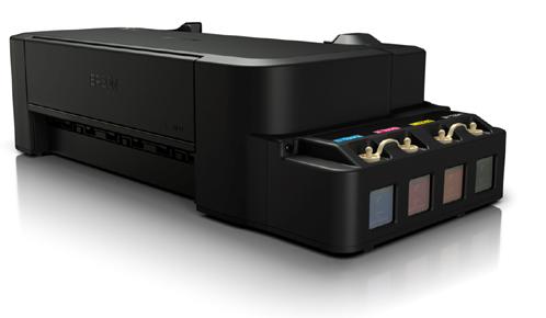 Contoh Printer Epson L120