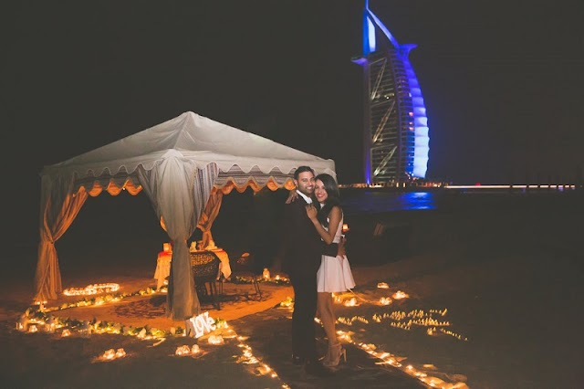 The Best Places to Make the Ultimate Proposal in Dubai