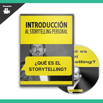 Introducción al storytelling personal