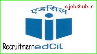 EDCIL Recruitment
