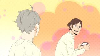 Hellominju.com : ハイキュー !! アニメ 4期 烏野高校 3年 東峰旭 (CV: 細谷佳正)   Asahi Azumane    Haikyuu!! Karasuno High   Hello Anime !