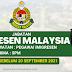 Jawatan Kosong Jabatan Imigresen Malaysia ~ Minima SPM Layak Mohon