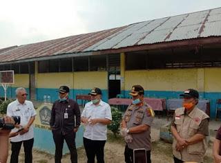 Zahir Persiapkan Rumah Karantina Untuk ODP Di Batu Bara