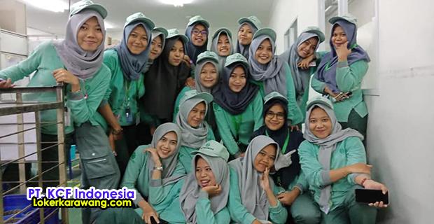 Lowongan Kerja PT. KCF Indonesia KIIC Karawang