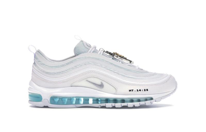 "Nike x MSCHF Air Max 97 ""Jesus Shoes"""