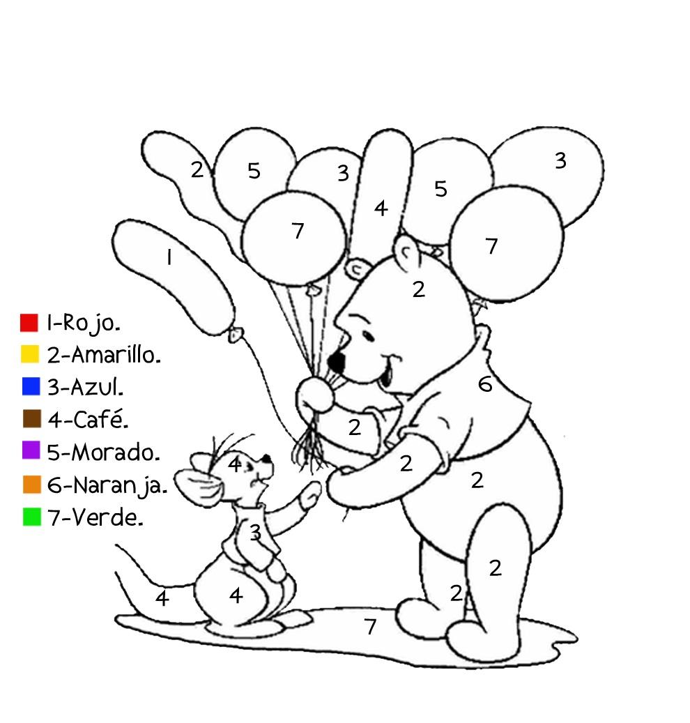 Los dibujos más creativos para que los niños coloreen y aprendan a ...