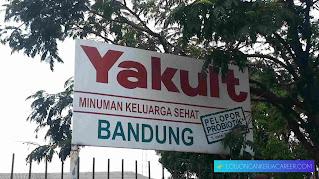 Loker Yakult Bandung