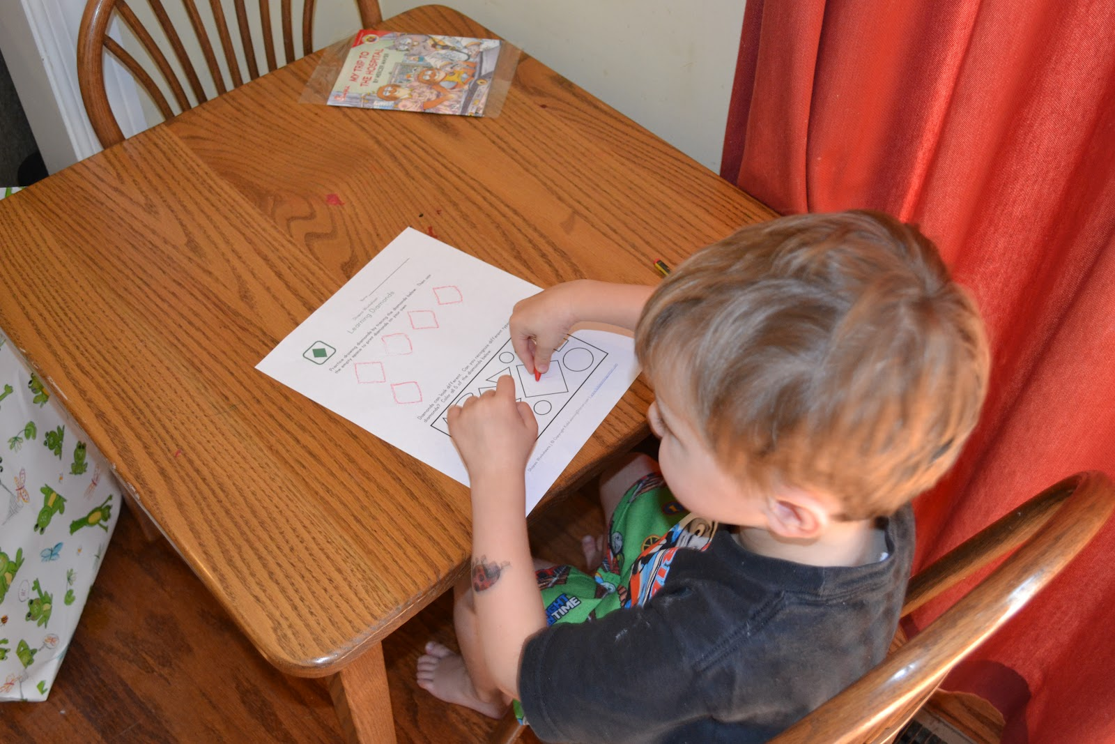 Raising And Teaching A Smarty Pants A Letter A Day Dd