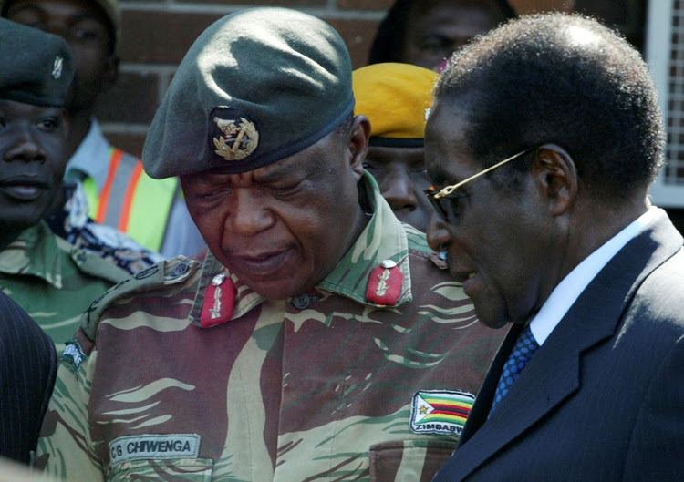 Robert Mugabe Sacked By Zimbabwean Ruling Party, Replaced By His Former Deputy