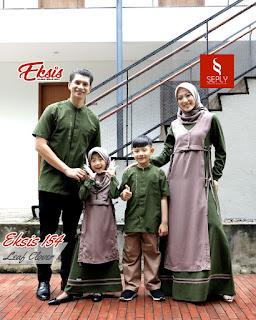 Koleksi Sarimbit Keluarga Seply Lebaran 2021 Terbaru Eksis Eksis 154 Leaf