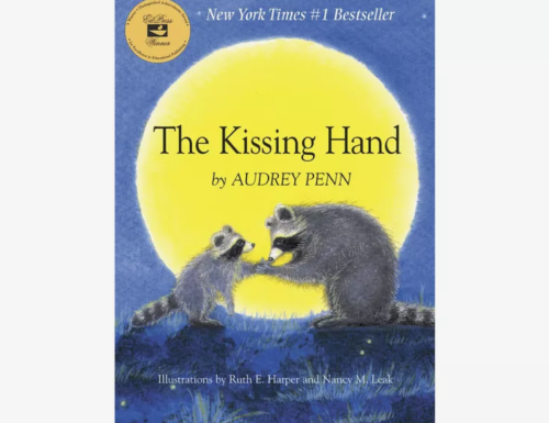 The Kissing Hand Childrens B.o.o.k Paperback by Audrey Penn [P.D.F]