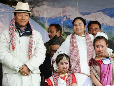 GJM TMC may tie-up on the Darjeeling Lok Sabha seat