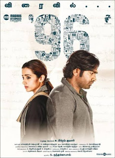 96 2019 Hindi Dubbed 720p WEBRip