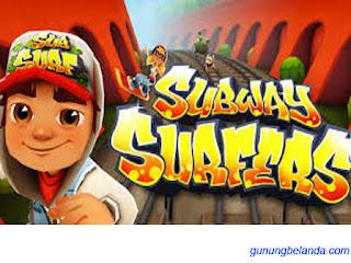 Subway Surfers  1.64.1 Free Coin - Terbaru Desember