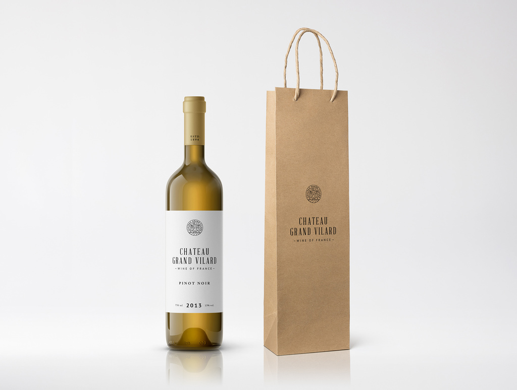 Our mockups allow you to immediately visualize your design. 60 Best Wine Bag Mockup Templates Free Premium